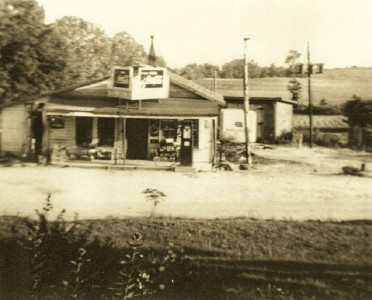 Grandfather Lee Bean's Old Store